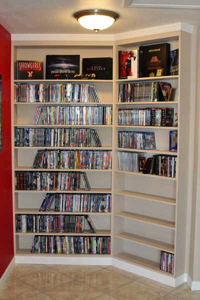Large, high quality DVD rack? - AVS Forum | Home Theater ...